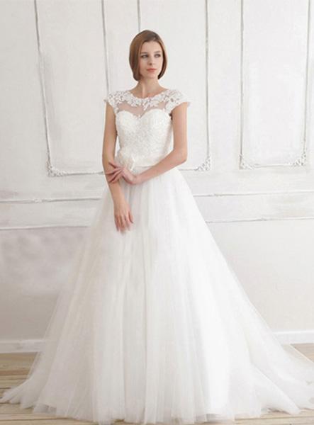 Splendido vestito da sposa economico collezione atelier miamastore 2014