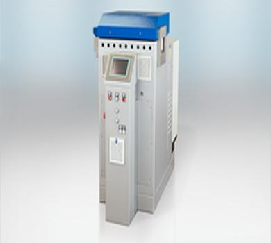Flow burner Pre-shock Type V119