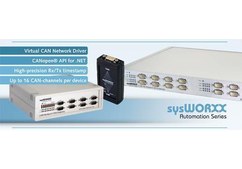 CAN Adapter-Gateways