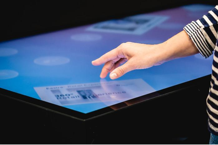 Multitouch Experiences for Entertainment, Event, Retail, Hospitality, Enterprise