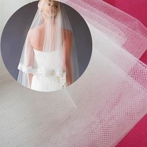 bridal tulle