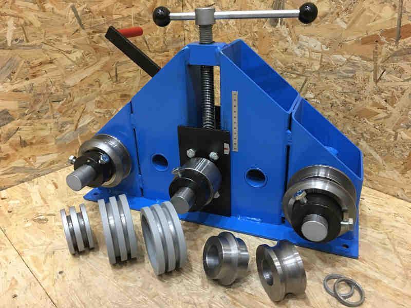 RR-MAX+ ring roller bender