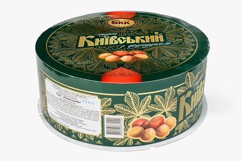 Kyiv air-nut cake