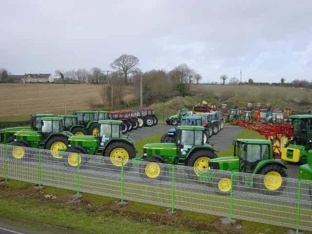 40 tracteurs d'occasion