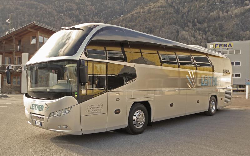Bus Leitner S.a.s. KG - REISEBUS AUTOBUS  Neoplan 02