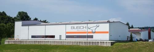 BÜSCH Firmengebäude