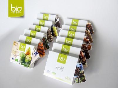 Notre gamme des huiles Bio