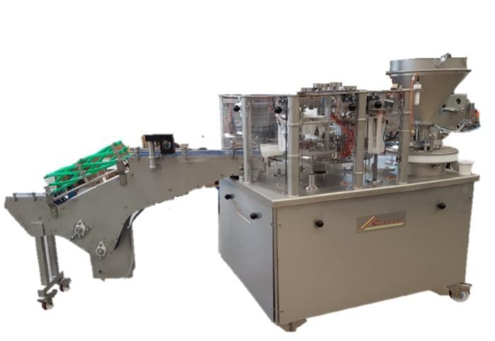 Automatic filling line 3 diameters CONDIT 1800T