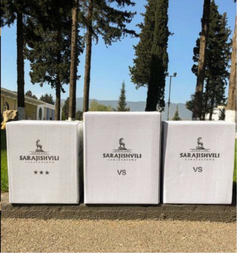 Emballage bouteille de vin personnalisé
