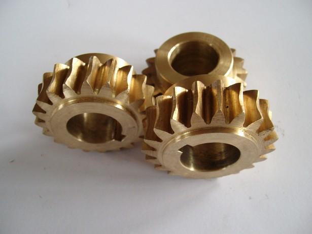 Червячни зъбни колела