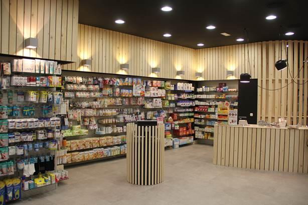 Diseño de farmacias integral