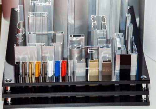 Designorientierte Aluminiumprodukte
