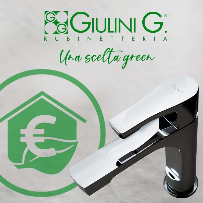 GIULINI G. RUBINETTERIA - ECOBONUS