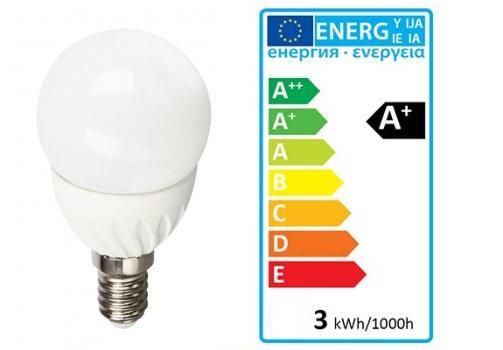 sparsame LED Lampen E14 E27 von Bioledex Osram Philips by http://www.1wattshop.de