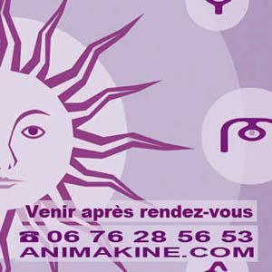 Création site Internet Paris, design graphique comme logo, flyer, plaquette..., modélisation et animation 3D, photographie et retouche, tournage et montage de vidéo, réalisation cinéma, production DVD