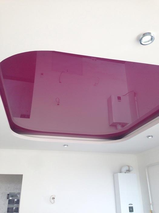 Plafond salle de bain