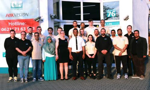 Team von CLS Computer