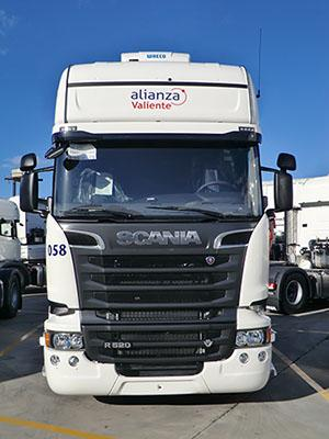 Escania 520 Top line  Euro 6,