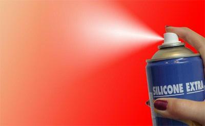 Siliconi Spray