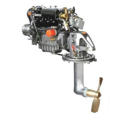 LDW 1404 SD marine diesel engine