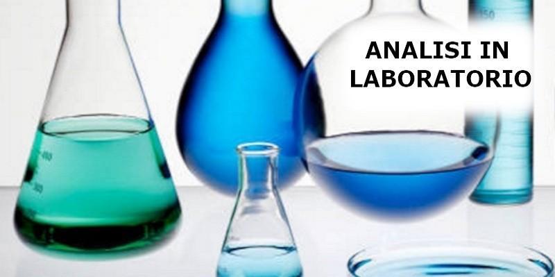Ageon analisi in laboratorio