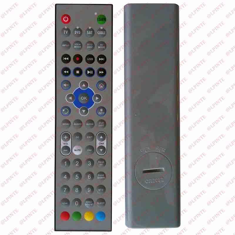 universal programmable waterproof lcd tv remote control for outdoor tv bathroom