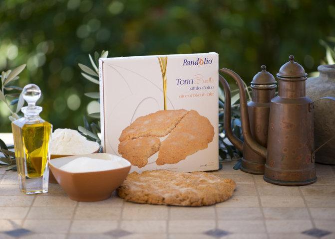 Il dolce tipico del ponente Ligure a base d'olio d'oliva, impossibile resistergli!!!