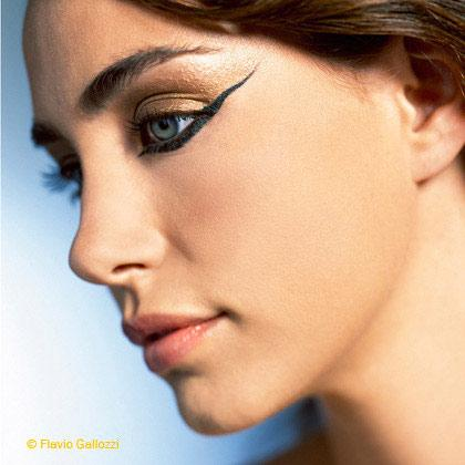 Beauty advertising. Flavio Gallozzi photographer Milano