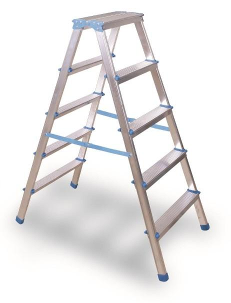 Casaline Aluminum Double Side Ladders