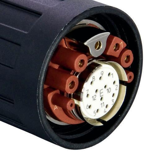 Connecteurs hybrides - Série 723