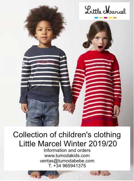 Distributor supplier of children's clothes naf naf