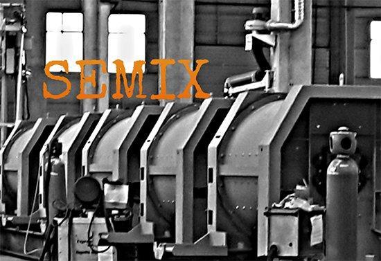 Semix Mixer Production Line