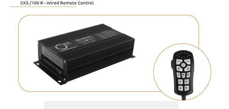 CKS /100 R - Wired Remote Control