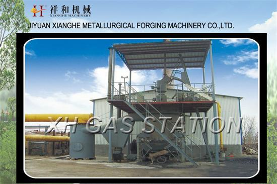 Good-quality  Single Stage Gasifier Gas Furnace Equipment