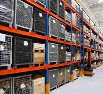 A opção ideal para poder armazenar cargas de diferentes tamanhos, formas e pesos no mesmo rack. O acesso ao item é efectuado de forma directa, sem que os outros necessitem de ser deslocados permitindo