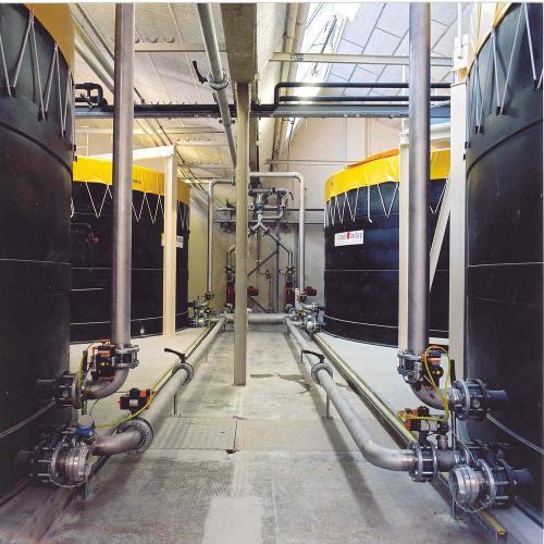 Behälter, Apparate- und Anlagenbau
