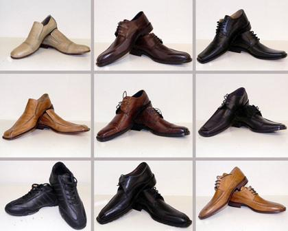 Wholesaler of remaining stock of woman's shoes