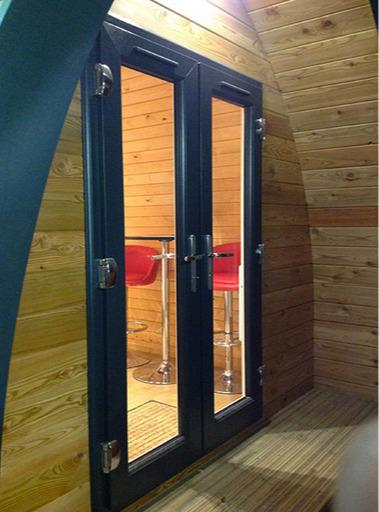 Camping Pods France and Spain,