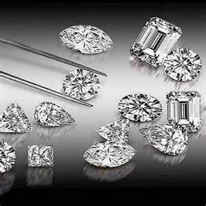 Assorted Shapes Cubic Zirconia