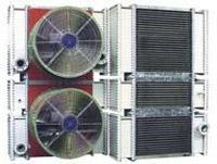 Scambiatori con raffreddamento ad aria