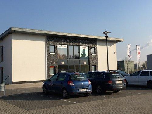 """Firmensitz in Herten """"Zeche Ewald"""""""