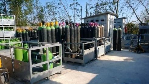 GAS SERVICE Stock di bombole