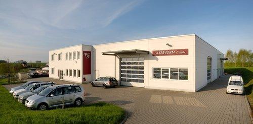 LASERVORM Firmengebäude