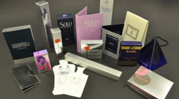 Prodotti cartotecnici per la cosmetica