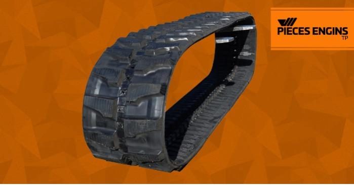 Rubber Track - Pieces Engins TP