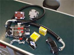 B. CENTER DI BETTINI & C. S.A.S. dettaglio produzione componenti per oleodinamica