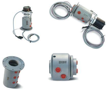 Conozca nuestra gama en juntas giratorias, con o sin parte eléctrica, de la firma HBS