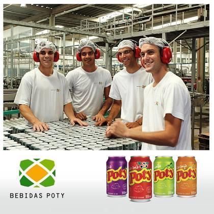 Bebidas Poty - Team Members