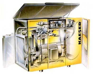 oleggio e vendita  gruppi elettrogeni e motocompressori