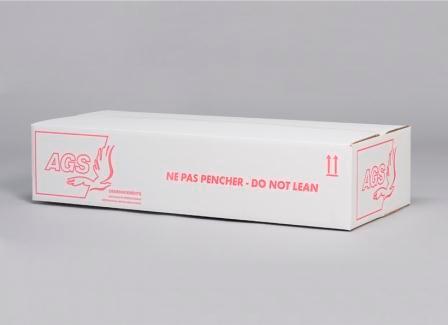AGS Perpignan-Carcassonne Carton